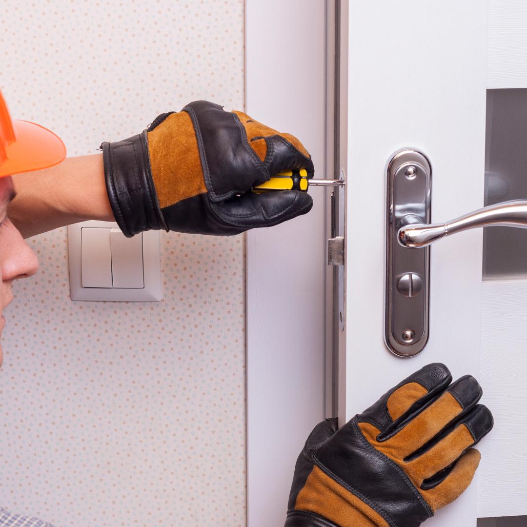 Come aprire porta di casa senza chiavi